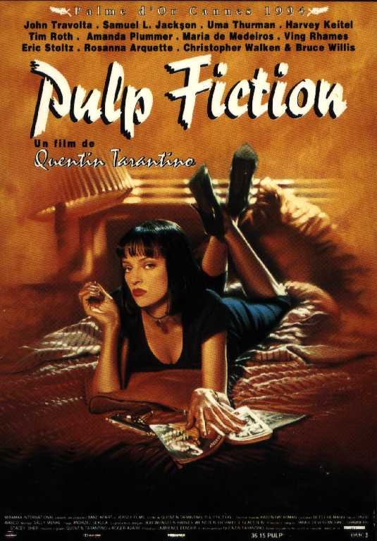 Trailer Pulp Fiction (1994)