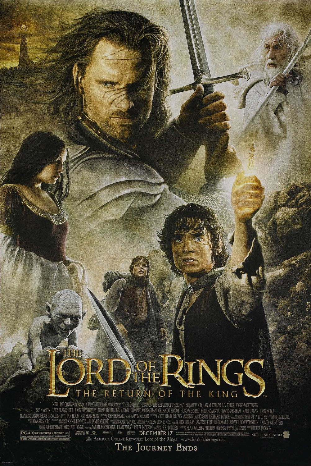 Trailer The Lord of the Rings: The Return of the King (2003)