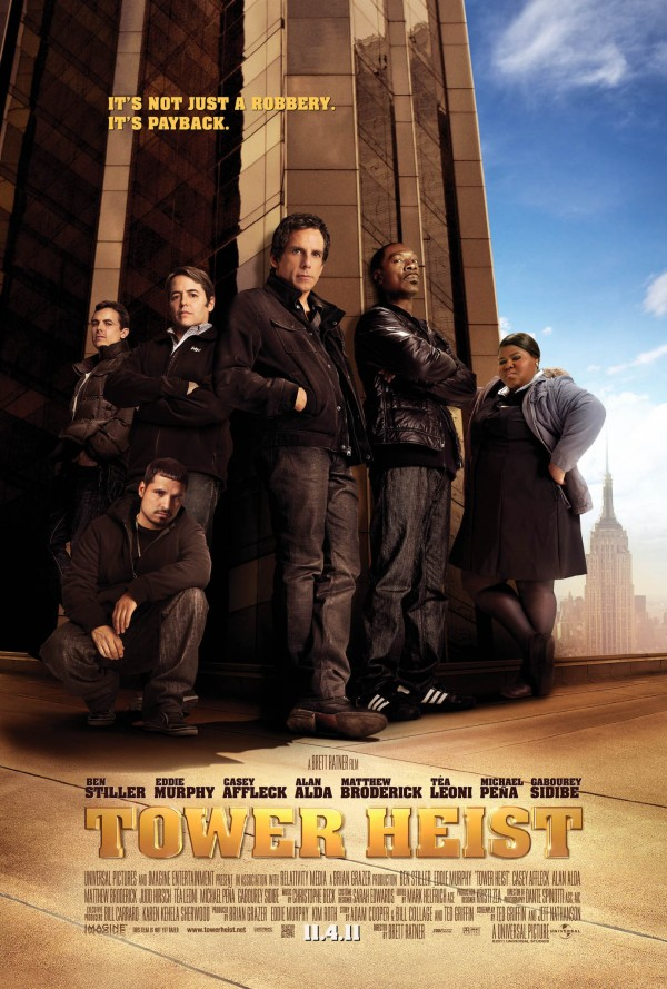 Trailer Tower Heist (2011)