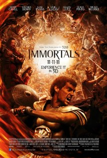 Trailer Immortals (2011)